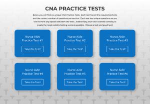 CNA Test Practice