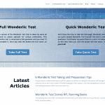 Free Wonderlic Test